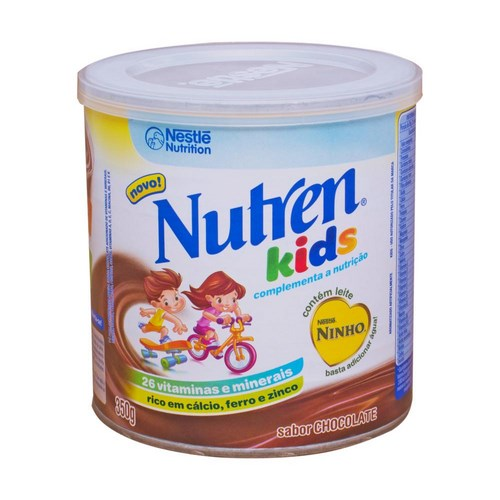 NUTREN KIDS CHOCOLATE 350G