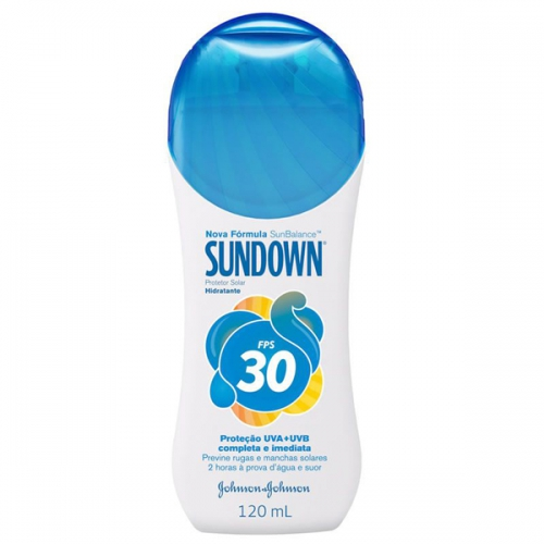 Protetor Solar Sundown FPS 30 120ml