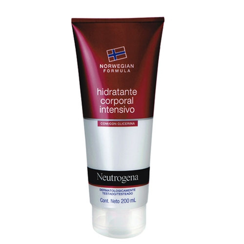 NEUTROGENA NORWEGIAN HIDRATANTE INTENSIVO SEM FRAGRÂNCIA 200ML