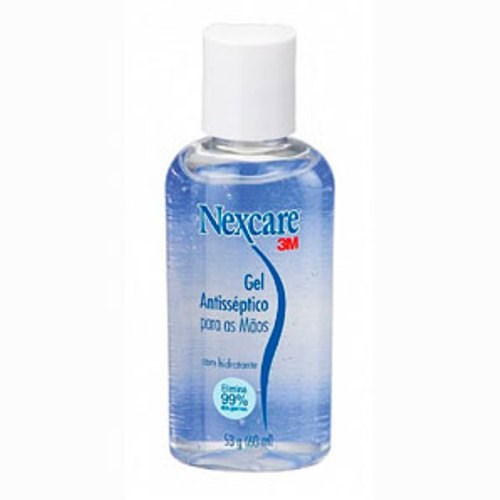 GEL NEXCARE ANTI-SEPTICO PARA MAOS 60ML