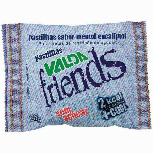 VALDA FRIENDS SACHE 25GR