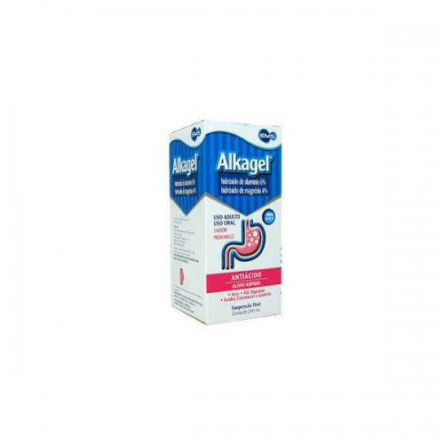 Alkagel Morango 240mL