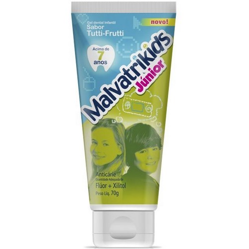 MALVATRIKIDS GEL JUNIOR 70G