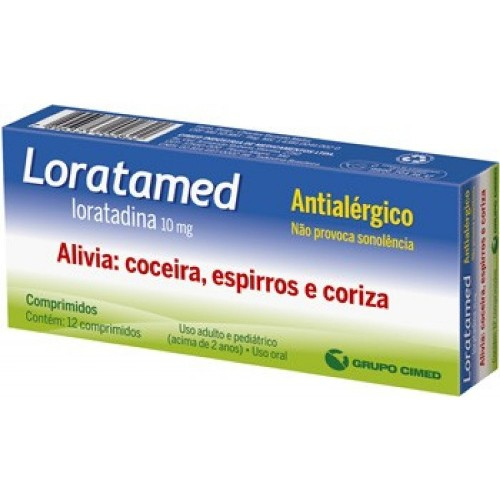LORATAMED 12 CPR