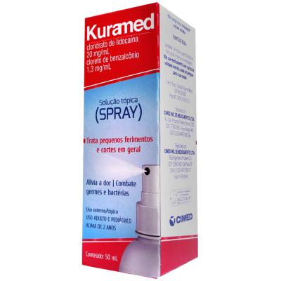 Kuramed 50mL Spray