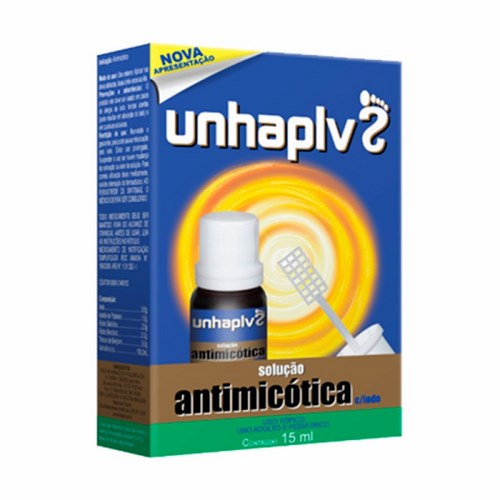 UNHAPLUS ANTIMICOTICO 15ML