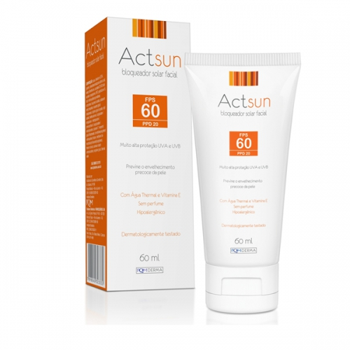 Actsun Facial Fps60 60ml