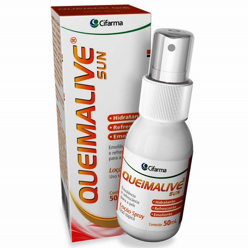 QUEIMALIVE SUN SPRAY 50ML