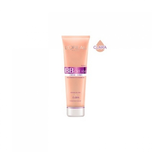 BB CREAM LORÉAL BASE CLARA FPS20 50ML